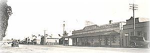 Old Main Street Lameroo