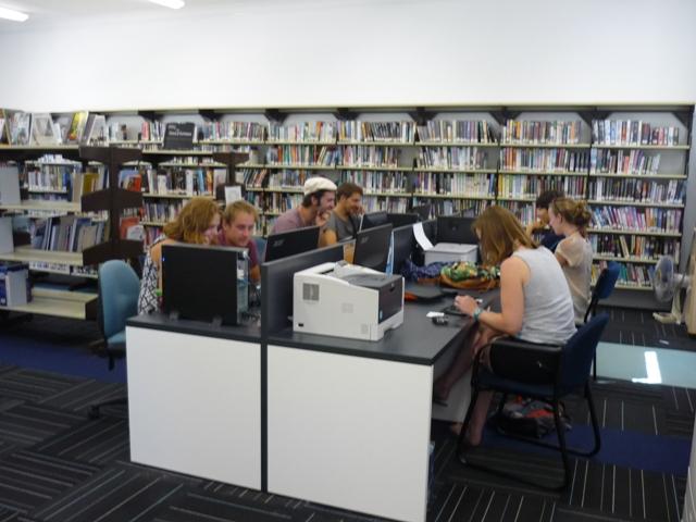Pinnaroo Library