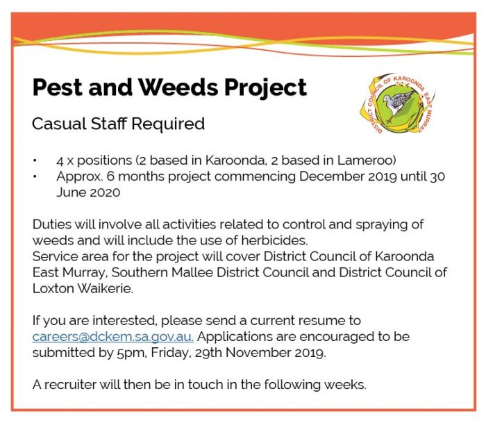 Pest and Weed Project